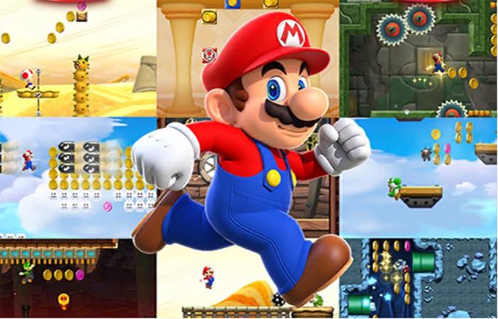 Super Mario Run скачали 50 млн раз