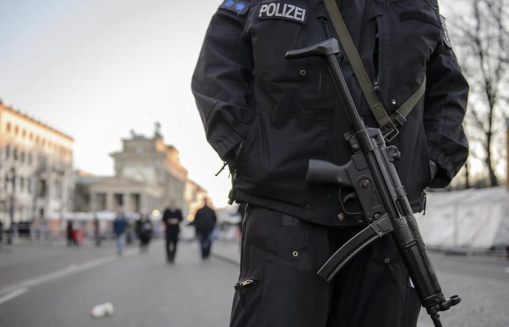 Правоохранители провели обыск жилья вероятного сообщника подозреваемого— Теракт вБерлине