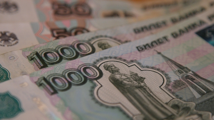 Официальный курс доллара на12января вырос на21 копейку