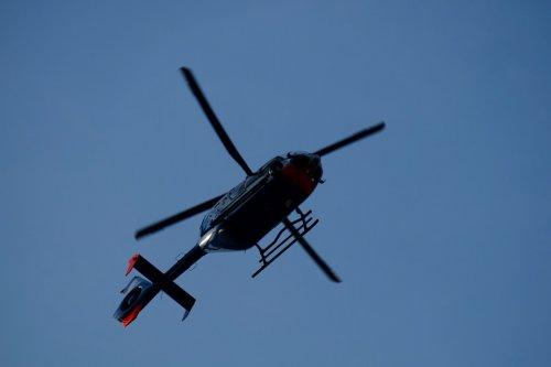 В столицеРФ случилось ДТП спятью ранеными, наместо вылетел вертолет