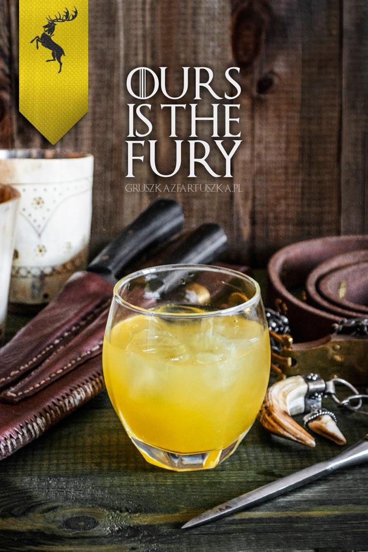 50ml water - 50ml honey - 50ml gin - 30ml lemon juice - 30ml orange juice