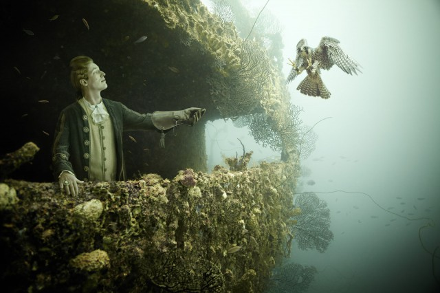 Surreal Sinking World