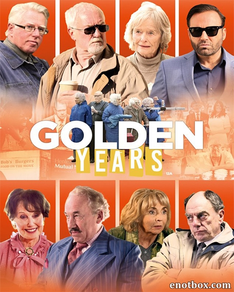 Золотые годы / Golden Years (2016/WEB-DL/WEB-DLRip)