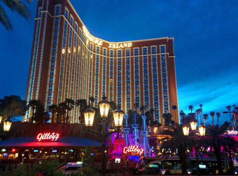 Вечерний Лас Вегас!