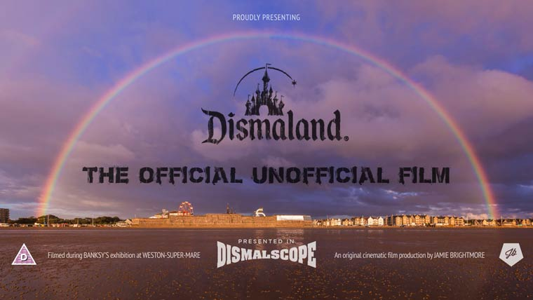 Dismaland - A look back at the exhibition by Banksy with an amazing video