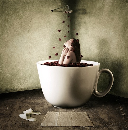 Photo Manipulations by Anja Stiegler