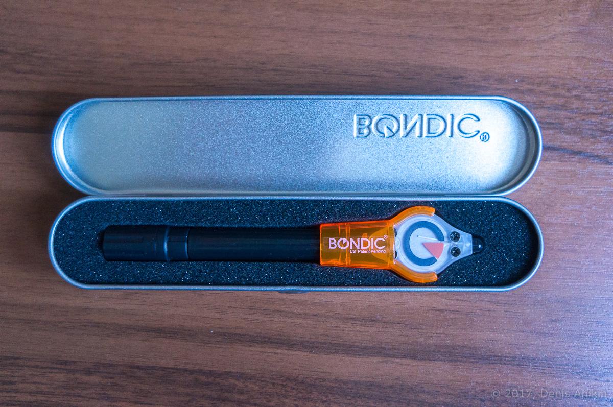 Светоотверждаемый пластик Bondic фото 2