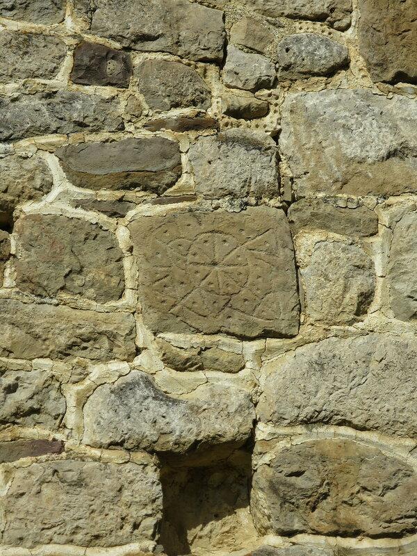 Петроглиф на жилой башне, Эгикал (3)