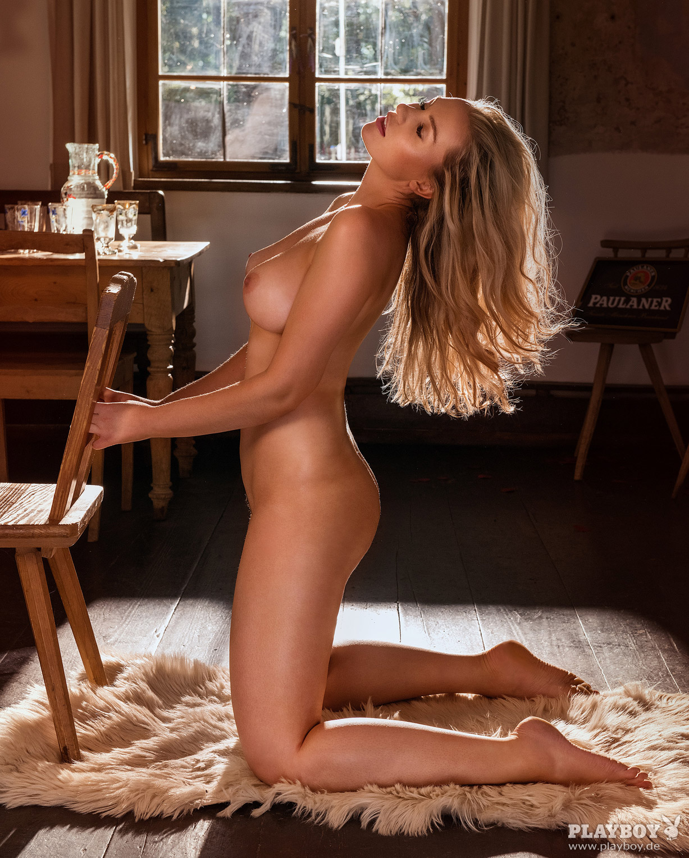 Девушка месяца Кати Керн / Kathie Kern - Miss Oktober 2016 Playboy Germany