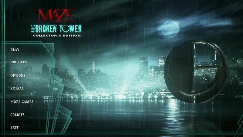 Maze: The Broken Tower CE