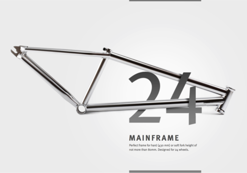 "pride street main frame 24"""