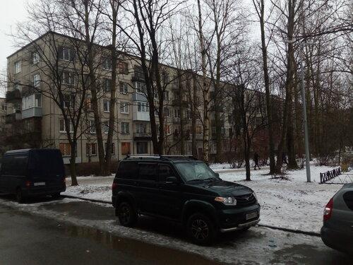 Бухарестская ул. 31к4