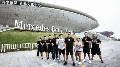 Post image of Семь китайских рестлеров подписали контракт с WWE