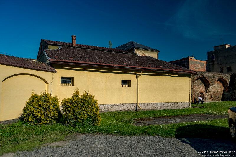 Крнов. Замок Ягерндорф