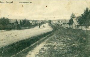 Павловская улица