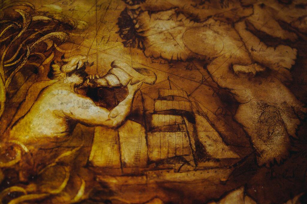Картины капитана. фото 18