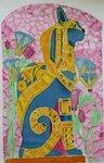 Шишкин Пётр (рук. Манух Олеся Александровна) - Бастэт-египетская богиня