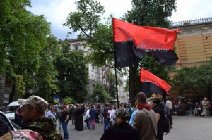 Киев поддерживает собратьев из Закарпатья! Приобщайтесь!