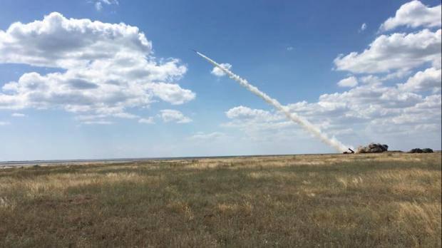 """""""Пастор одобряет!"""" - Бирюков рассказал о успешный испытательный пуск украинской ракеты нового образца (фото)"""