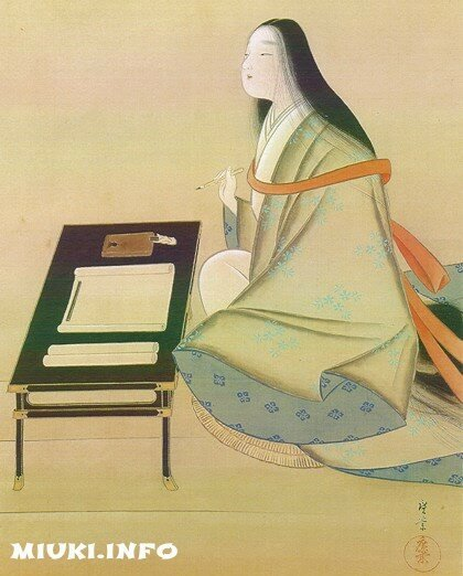 Секс в древней Японии