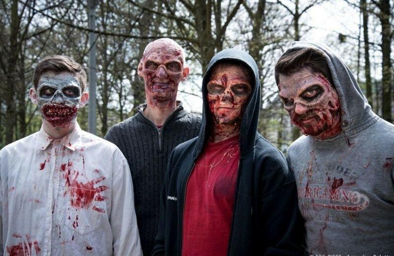 Окровавленные зомби в Брюсселе на фестивале фантастики 0 160798 b4ec2931 XL