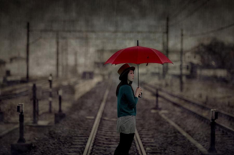 Фотограф Хиденобу Судзуки: Сезон дождей в Японии (июнь 2016)