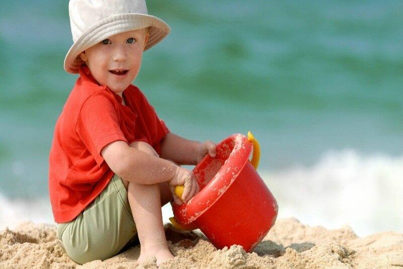 Как уберечь ребенка от солнечного удара