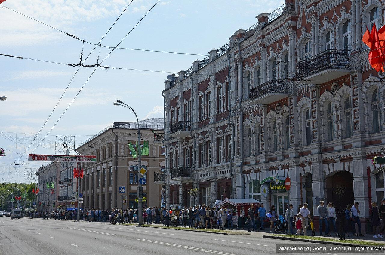Праздник Победы в Гомеле. 2016 год