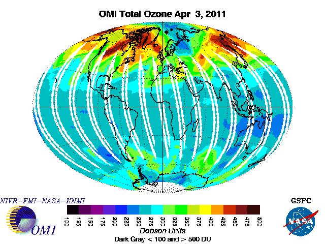 Какая толщина озонового слоя Земли? Почему он разрушается над Антарктикой?
