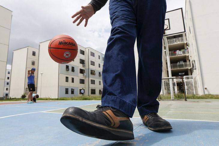 У кого самые большие в мире ноги? (13 фото)
