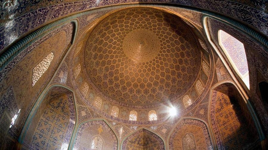 15. Мечеть шейха Лютфуллы, Иран