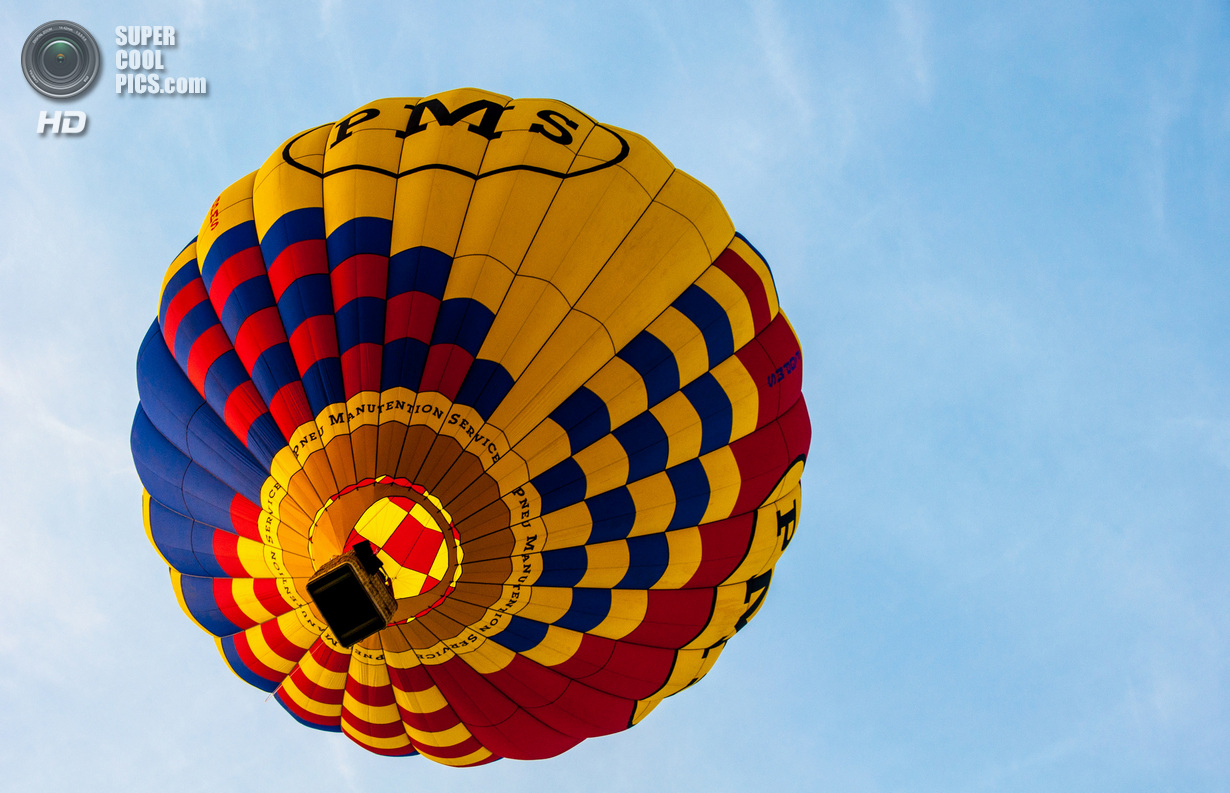 Воздушные шары атакуют!