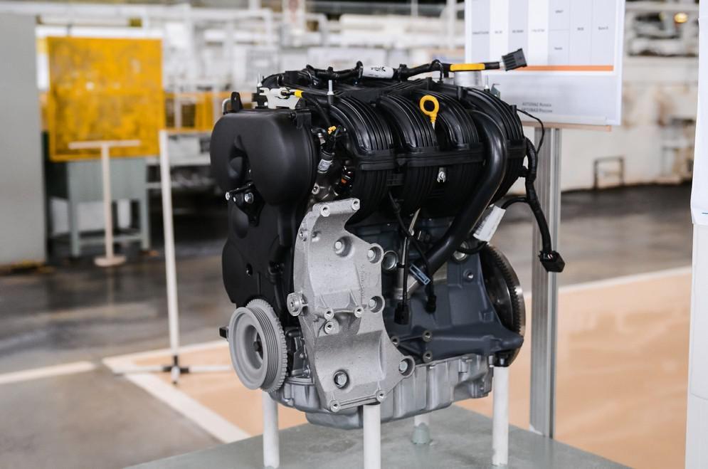 Технические характеристики и общее направление разработки Двигатель был спроектирован так, чтобы его