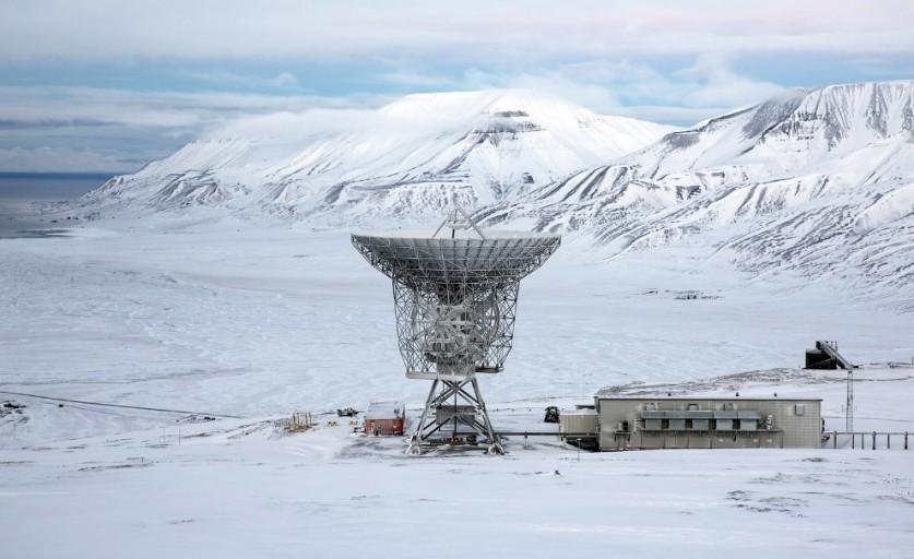 20. Исфьорден — второй по длине фьорд в норвежском архипелаге Шпицберген. Это находится на западной