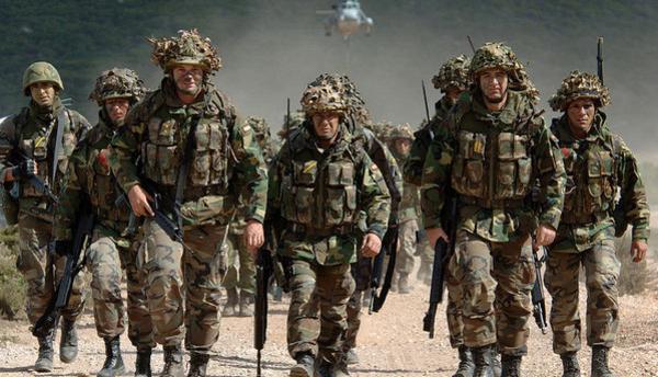 Генерал оценил вероятность войны между НАТО иРоссией