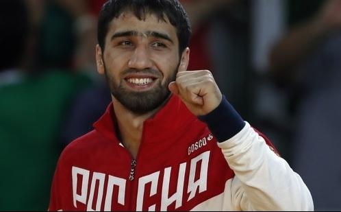 Четвертый медальный день вРио: золото Халмурзаева, серебро гимнасток