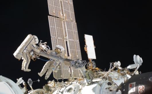 Русский экипаж МКС может быть сокращен до 2-х человек