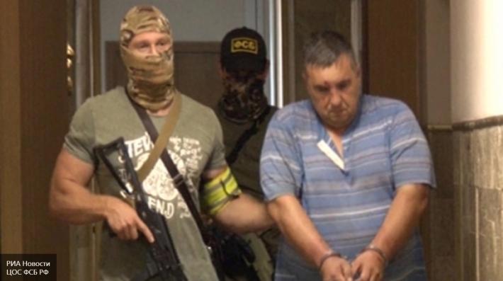 ВКрыму взяли под стражу 2-го «диверсанта»