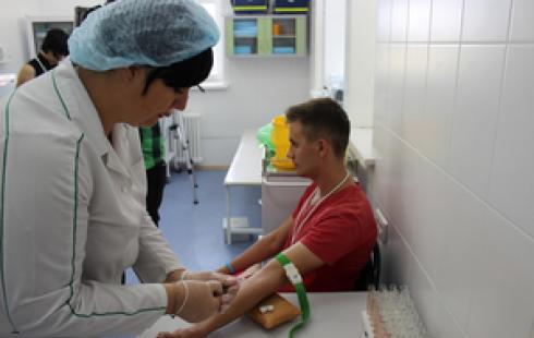 ВДзержинске стартует вакцинация населения против гриппа