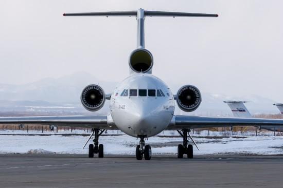 Полет доКрасноярска обойдется омичам в2500 руб.