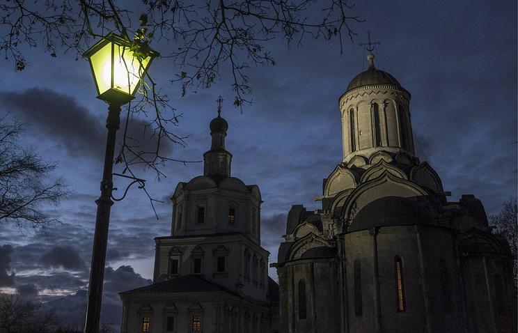 Андроников монастырь в российской столице может быть передан вбезвозмездное использование РПЦ