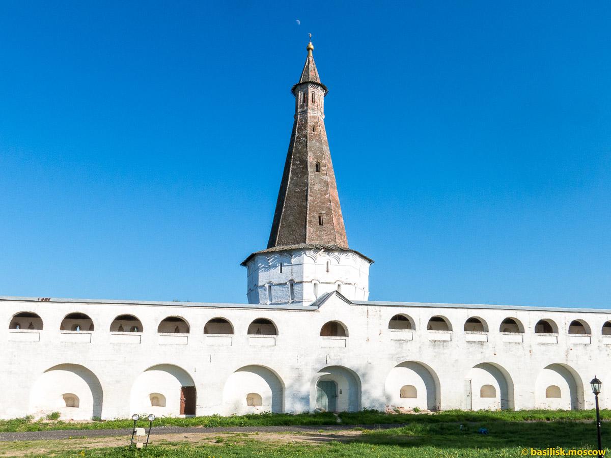 Иосифо-Волоцкий монастырь. Московская область. Май 2016