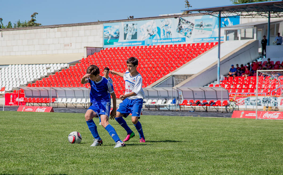 Анапа кожаный мяч футбол фото