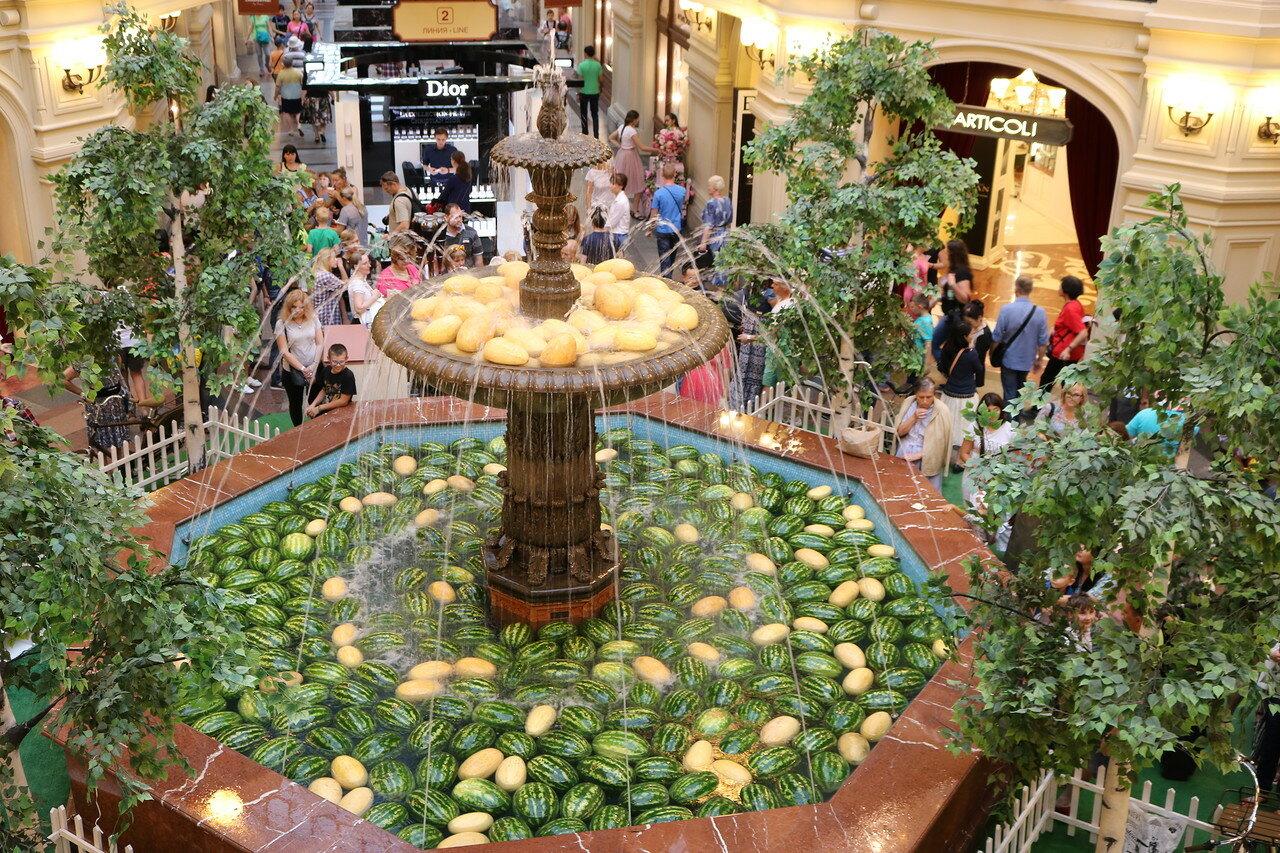 есть способ фонтан в гуме фото конца праздника