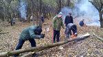День экологии в поселке имени П.И. Чайковского Клинское благочиние