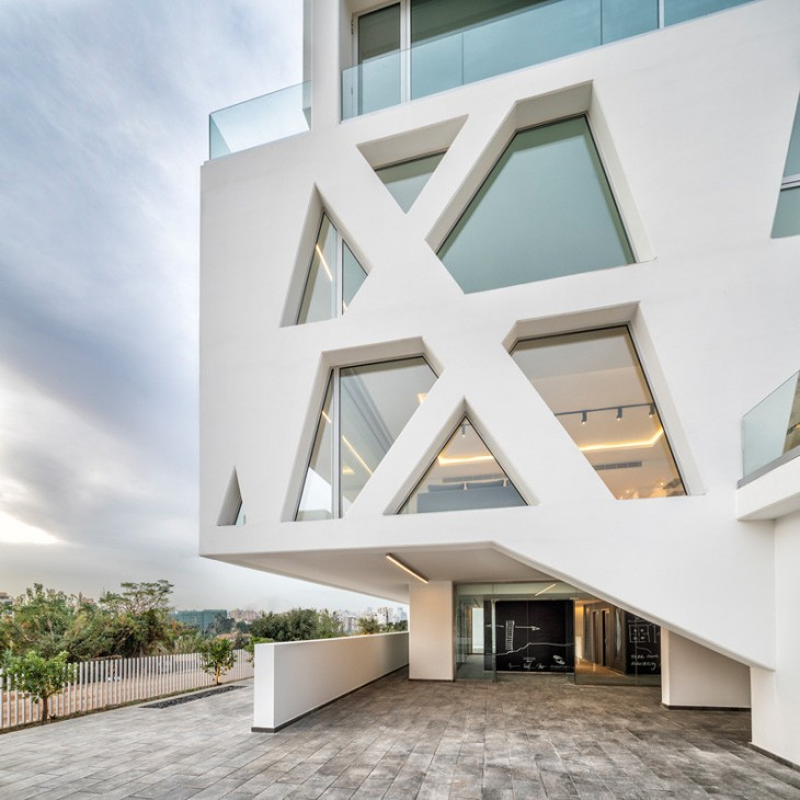The Cube by Orange Architects - Archiscene - Your Daily Architecture & Design Update