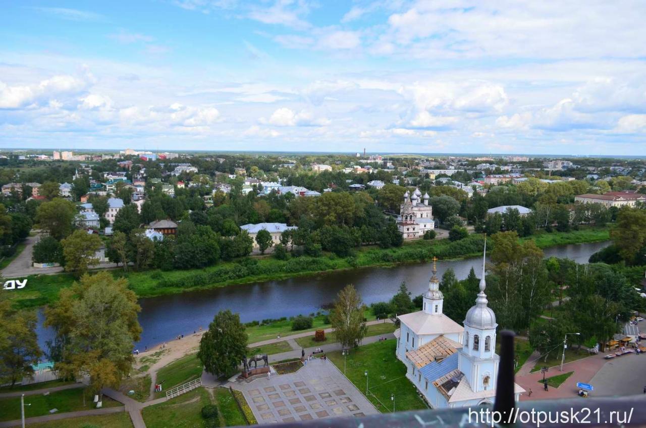 Софийский собор Вологда, колокольня Вологда