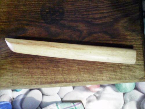 Деревянный танто