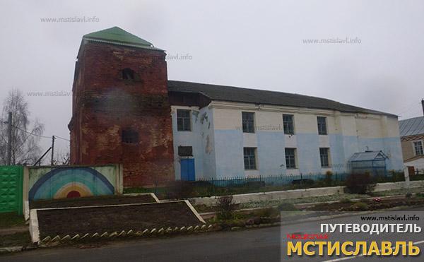 Свято-Троицкая церковь в Мстиславле