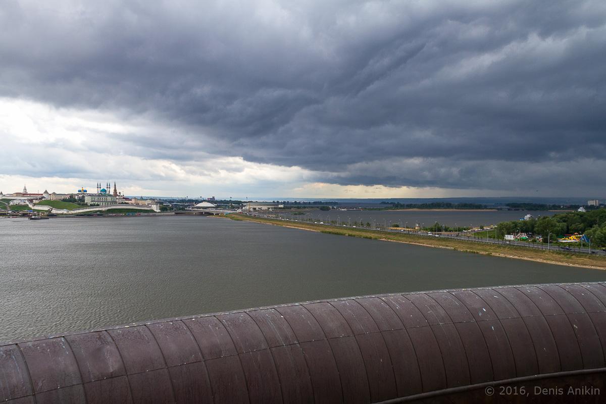 Казань с крыши Казана 11